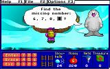 Treasure MathStorm! DOS Better answer the question to get past... (MCGA/VGA)