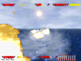 After Burner 3D Windows Mayday! Mayday!