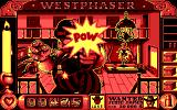 West Phaser DOS Outta my personal space, clown-pants (EGA)