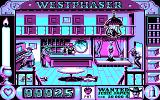 West Phaser DOS Shoot the dancing lady for some entertainment (CGA)
