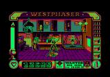 West Phaser Amstrad CPC Don't shoot the little girl!