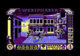 West Phaser Amstrad CPC We meet at last, Apache Kid