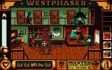 West Phaser Atari ST Jesse James exhibits adverse reactions to lead poisoning