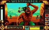 West Phaser Atari ST Not about to pass me the peace pipe