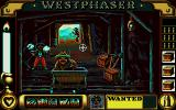 West Phaser Atari ST The mines. You do not want to shoot those TNT crates