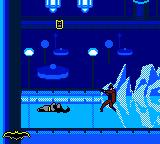 Batman: Chaos in Gotham Game Boy Color Shoot in the face is quite painful