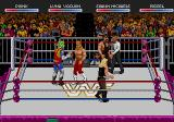 WWF Raw SEGA 32X Teams of two