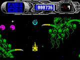 Dominator ZX Spectrum Avoid the space claws