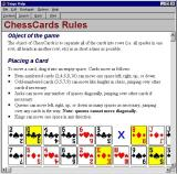 ChessCards Windows There is a detailed help file available, it opens in a new window