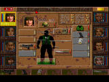 Jagged Alliance: Deadly Games Windows Ivan's equipment