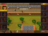 Jagged Alliance: Deadly Games Windows Interrupt
