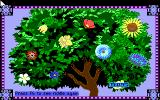 Conquests of Camelot: The Search for the Grail DOS Ice Queen's Miraculous Bush of Flowers