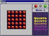 Quinto Windows The start of a default game
