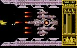 Menace Atari ST The second level boss