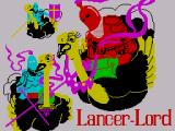 Lancer Lords ZX Spectrum Loading Screen