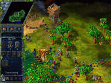 The Settlers III Windows Terra incognita? No! Enemy's land