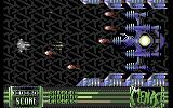 Menace Commodore 64 The second level boss