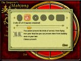 The Emperor's Mahjong Windows View the scroll of wisdom to see all the Chinese wisdom you have obtained in Emperor's Challenge