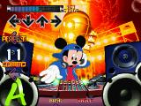 Dance Dance Revolution: Disney Mix PlayStation Hitting various arrows can make a combo