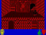 Frankenstein Jnr. ZX Spectrum Game starts