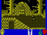 Frankenstein Jnr. ZX Spectrum Hard decision