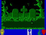 Frankenstein Jnr. ZX Spectrum Dead end