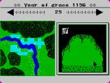The Evil Crown ZX Spectrum Strange cave