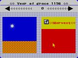 The Evil Crown ZX Spectrum Harvest time