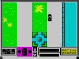 Miami Vice ZX Spectrum Fast ride