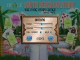 Hoyle South Beach Solitaire Windows The options in the main menu open in new windows that overlay the game screen