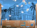 Hoyle South Beach Solitaire Windows When the level is complete the score is calculated from a number of components.