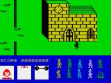 Friday the 13th ZX Spectrum Church