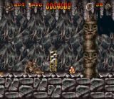 Indiana Jones' Greatest Adventures SNES Deadly trap