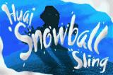 Huai Snowball Sling Browser Title screen