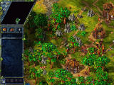 The Settlers III: Quest of the Amazons Windows Wild terrain