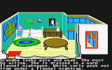 King's Quest II: Romancing the Throne Atari ST Grandma's house