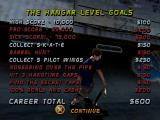 Tony Hawk's Pro Skater 2 PlayStation You can earn cash by completing goals.