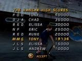Tony Hawk's Pro Skater 2 PlayStation You got a new high score.