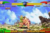 Street Fighter Alpha 3 Game Boy Advance Too fat to pain