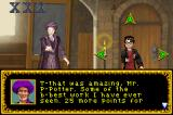 Harry Potter and the Sorcerer's Stone Game Boy Advance Quirrel's lesson
