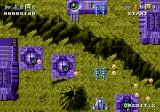 Battle Squadron Genesis Enemy's turrets are easy to destroy
