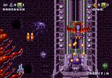 Battle Squadron Genesis Huge bugs in underground