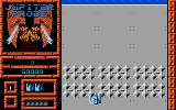 Jupiter Probe Atari ST Level 1 starting position