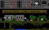 Warlock Atari ST Ghost invasion in level 4