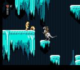 Star Wars: The Empire Strikes Back NES Kill some monsters