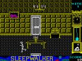 Sleepwalker ZX Spectrum Exploration mansion