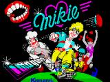 Mikie ZX Spectrum Title screen