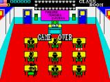 Mikie ZX Spectrum Game Over