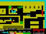 Thunderbirds ZX Spectrum First puzzle