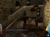Dark Messiah: Might and Magic Windows Dialogue in castle